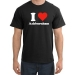 I Heart Ashburnham T-shirt - I Love Ashburnham Tee