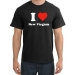 I Heart New Virginia T-shirt - I Love New Virginia Tee