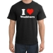 I Heart Washburn T-shirt - I Love Washburn Tee